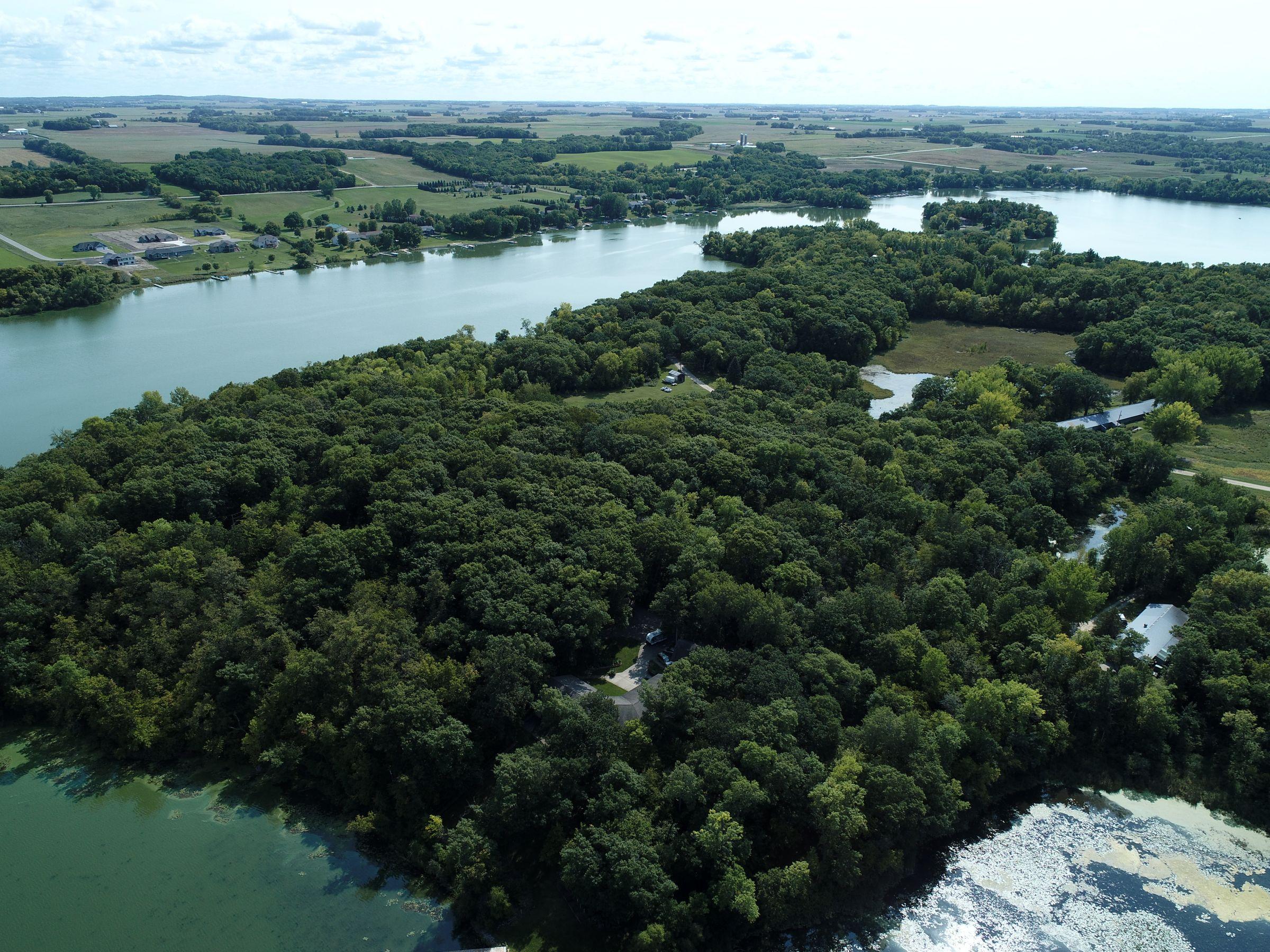 Prime Lake shore