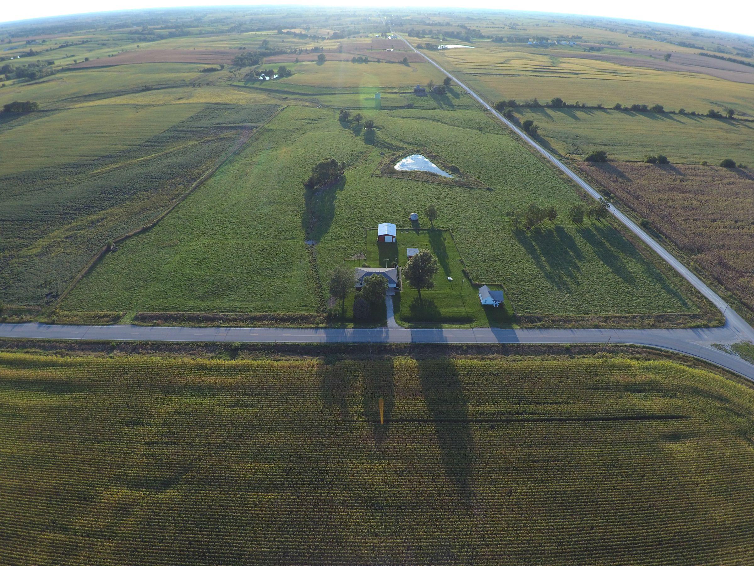 PeoplesCompany-Farmland Auction in Clarke County IA-Elk Street Osceola