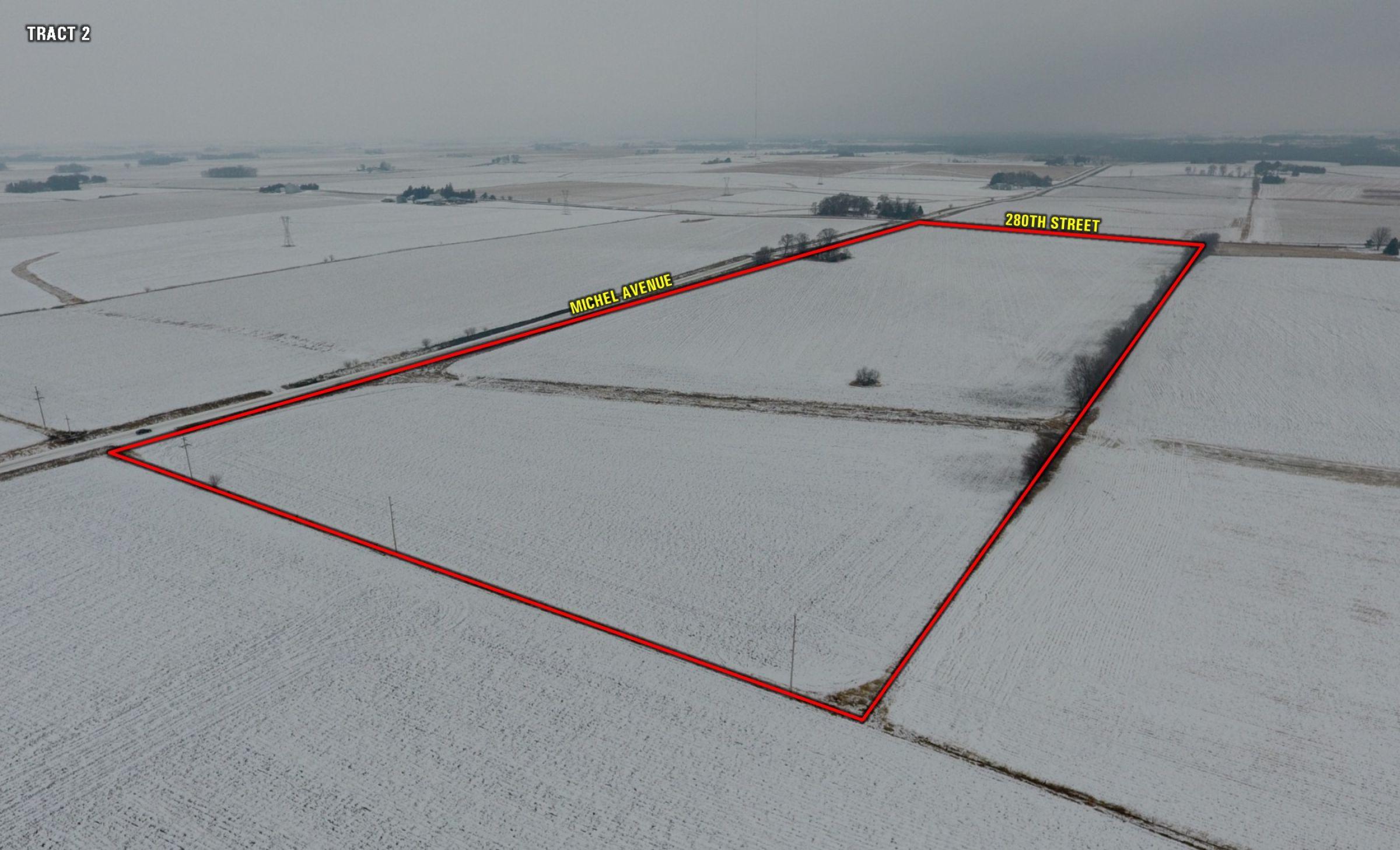 Aerial Photo - SE Corner