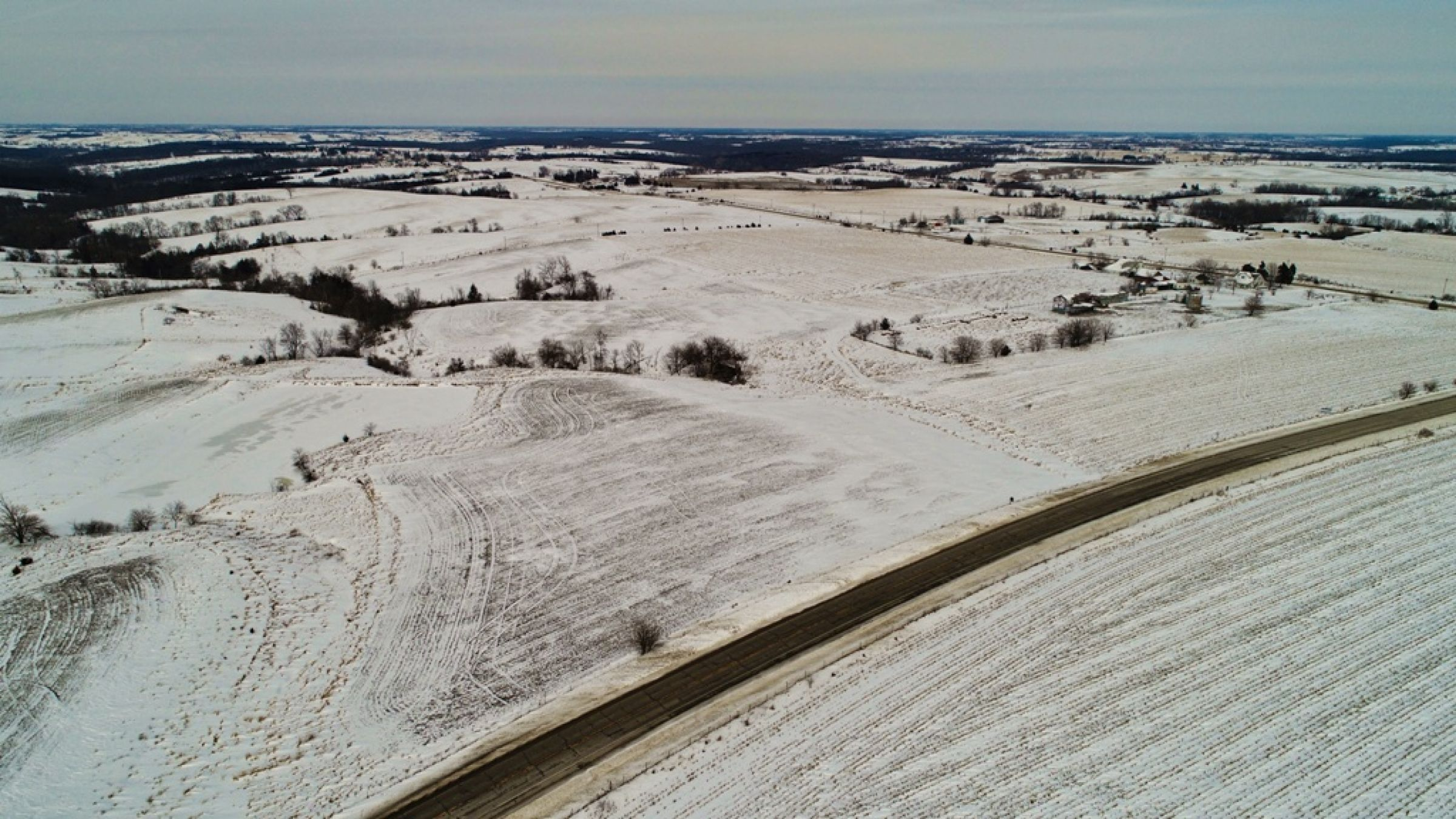 Peoples Company Land For Sale-Clarke County Iowa-Auction - Starline Ave. Osceola, IA 50213
