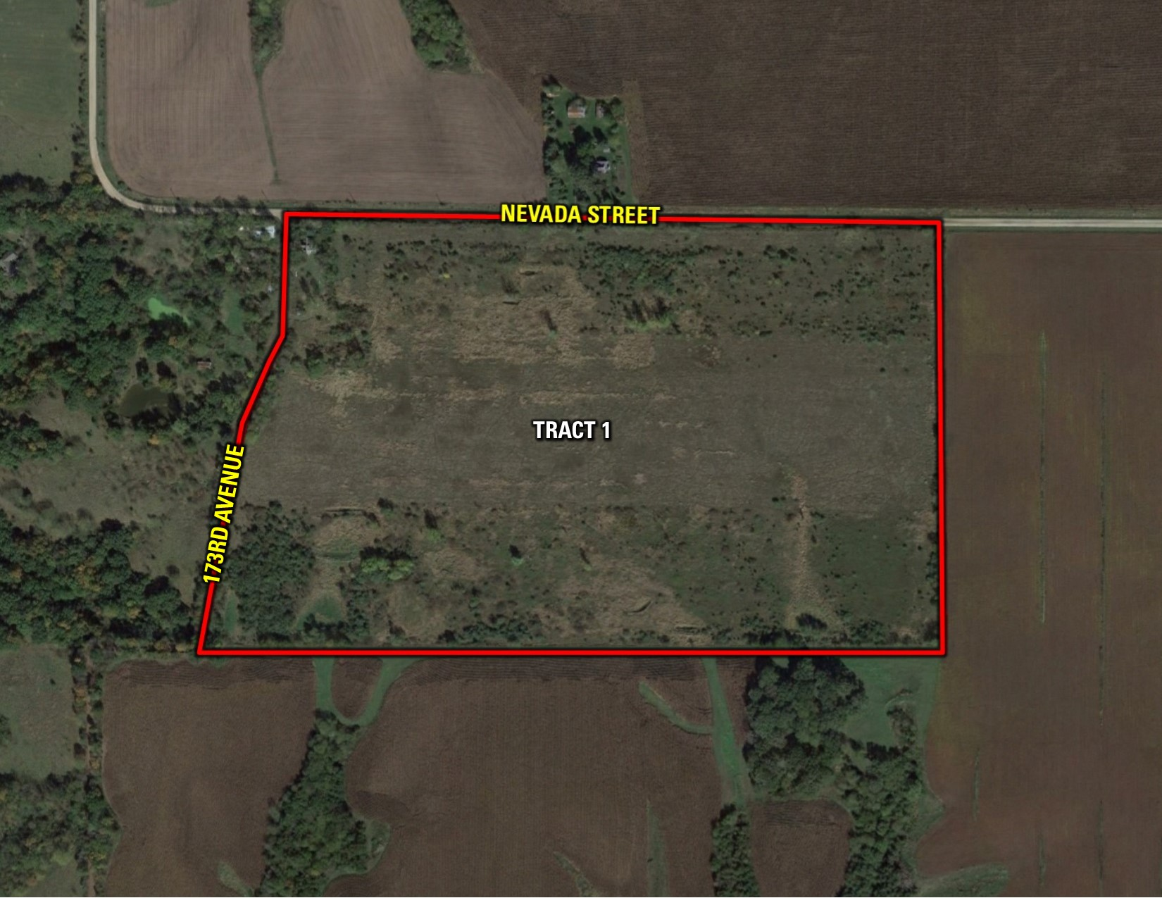 Warren County Auction - Tract 1 - Google 1