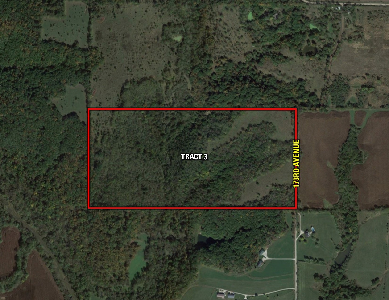 Warren County Auction - Tract 2 - Google 1