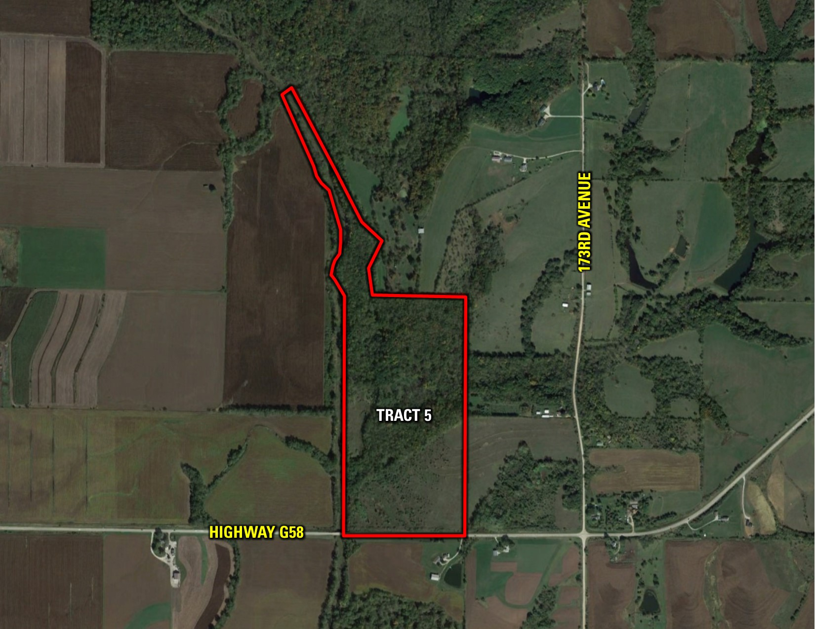 Warren County Auction - Tract 5 - Google 1